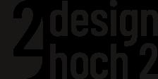 Design² – Martina Hahn & Volker Heupel Logo